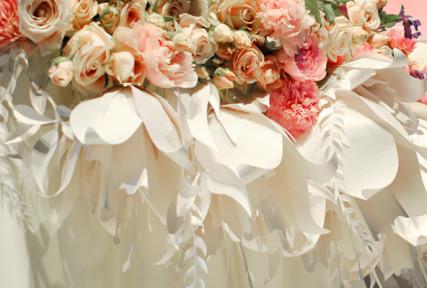 Baku Presidential Wedding Installation